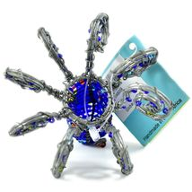 Beady Baubz Handmade Beaded Octopus Sculpture Figurine Made Zimbabwe Africa image 5