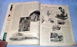 Vintage Complete Popular Science January 1934 Magazine Astronomer  image 2