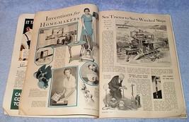 Vintage Complete Popular Science January 1934 Magazine Astronomer  image 4