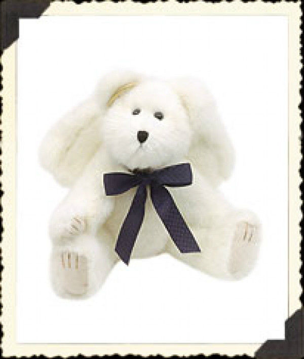 "Boyds Bears ""Julia Angelbrite"" -10"" Plush Bear- #91776 - NWT -2000- Retired"