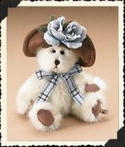 "Boyds Bears ""Yvette Labrewin""  #904625- 6"" Plush Bear- NWT-2007 - Retired image 1"