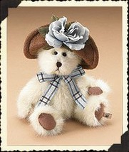 "Boyds Bears ""Yvette Labrewin""  #904625- 6"" Plush Bear- NWT-2007 - Retired image 2"