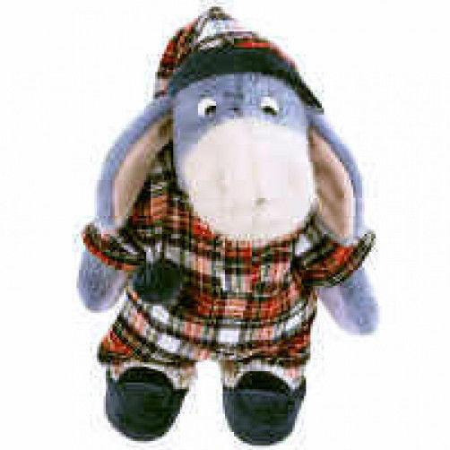 "Boyds Bears ""Eeyore"" #95995DSP  Disney Exclusive 11"" Plush -2002- NWT- Retired"