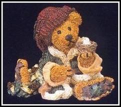 "Boyds Bearstone ""Elgin The Elf Bear"" #2236-  NIB-1994-Retired image 2"