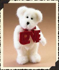 "Boyds Bears ""Adora U Bear"" 8"" Plush Love Bear - #903095 - NWT- 2005 -Retired"