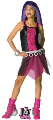 Monster High - Costume - Spectra Vondergeist - Child - Size Small