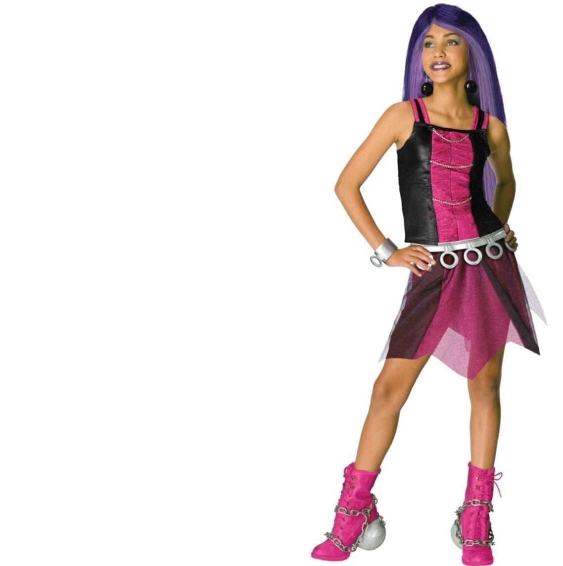 Monster High - Costume - Spectra Vondergeist - Child - Size Large