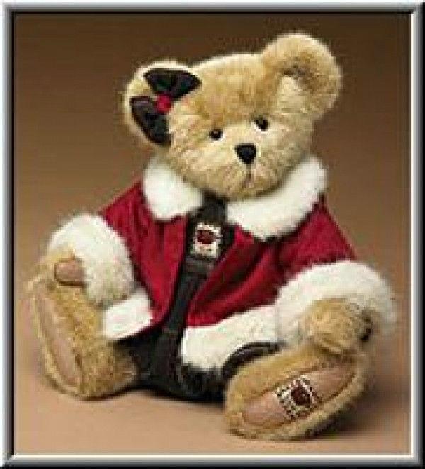 "Boyds Bears ""Marsha Cocobeary"" 16"" Plush Bear -#904331-NWT-2004-Retired"