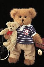 "Bearington Bears ""Beary Best Dad"" 10"" Collectible Bear- Sku#166001-NWT- ... - $24.99"