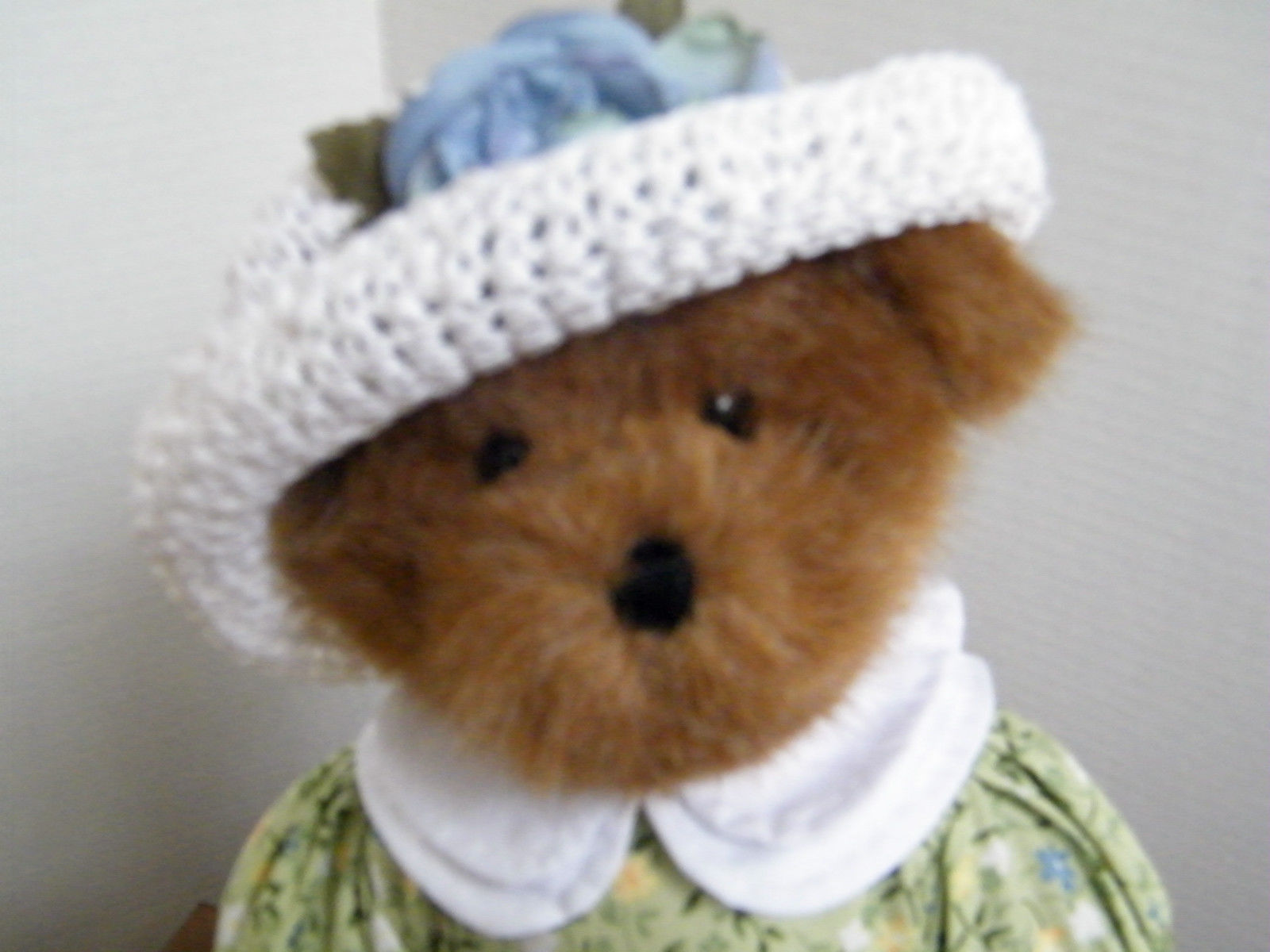 "Boyds Bears ""Maryanne McBeansley""  16"" QVC Exclusive - #93552V-NWT-2004- Retired image 1"