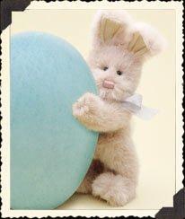"Boyds Bears ""Gabby Bunnyhop""  8"" Plush Bunny-  #522700-09  NWT- 2000 - Retired image 4"