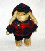 "Boyds Bear  ""Emily Babbit""  #9150-08 - 8"" Plush Bear- 1997 -NWT- Retired - $23.99"