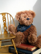 "Boyds Bears ""Opie B. Beanster""  # 93550V-  16"" QVC Exclusive Bear- NWT- ... - $39.99"