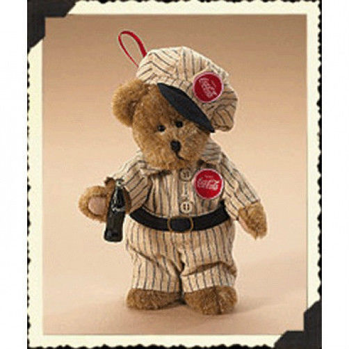 "Boyds Bears ""Dale"" 6"" Plush Ornament Bear -Licensed - NWT - Retired"