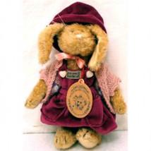 "Boyds Bears ""Emily Babbit"" 8"" Plush Rabbit  #9150-07 -NWT - 1997 - Retired image 2"