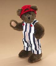 "Boyds Bear ""TORY"" #904734 - 10"" Plush Bear- 2008- NWT- Retired image 2"