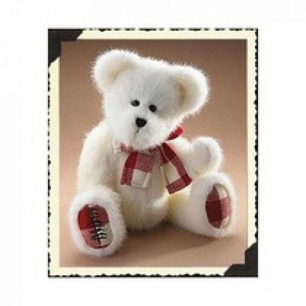 "Boyds Bears ""Conway T. Woolsbeary""- 14"" Plush Bear  #904462 - NWT -2005- Retired"