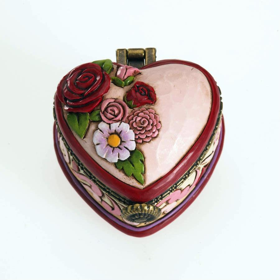 "Boyds Treasure Box ""Rosalie's Candy Box.. Oh So Sweet"" #4026266- NIB-2011"