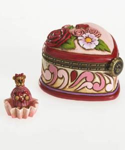 "Boyds Treasure Box ""Rosalie's Candy Box.. Oh So Sweet"" #4026266- NIB-2011 image 3"