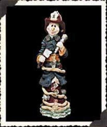 "Boyds Bears Folkstone ""Murphy McFrost..Fire & Ice"" #28105- NIB- 1999- Retired"