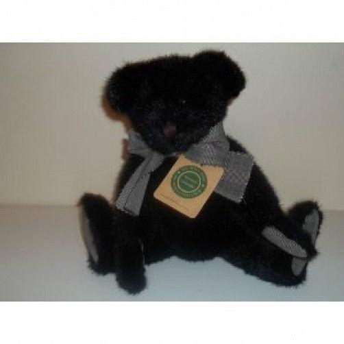 "Boyds Bears ""URSA"" 14"" Plush Black Bear * #5720-07 - NWT - 1995- Retired"