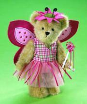 "Boyds Bear ""Marisol Flutterlee"" 10"" Plush Bear - #4013337 ~-NWT - 2008-Retired image 1"