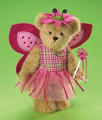 "Boyds Bear ""Marisol Flutterlee"" 10"" Plush Bear - #4013337 ~-NWT - 2008-Retired image 2"