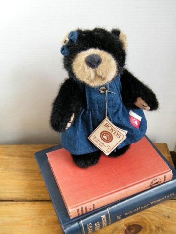 "Boyds Bears ""Momma Shindig Bubba"" 12"" BBC Exclusive Bear- #918177SM- NWT-Retired"
