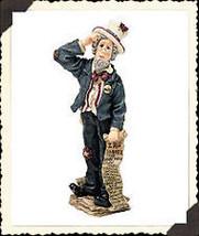 """Boyds Bears Folkstone """"Uncle Sam..I've Got the April 15th Blues"""" #28253- 2E- NIB image 2"""