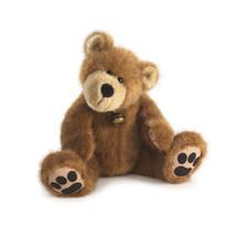 "Boyds Bears ""Bubba Ray"" 02005-90 - 14"" Plush Bear -2005- NWT- Retired image 2"