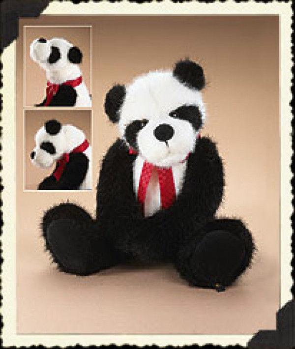 "Boyds Bears ""Ping""- 16"" Panda Bear  #510417 - NWT -Retired"