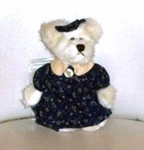 "Boyds Bears ""Mindy Witebruin"" 6"" Plush Bear - #94867GCC -NWT- RARE -1999-Retired"