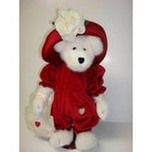 "Boyds Bears ""Hanah"" #99334V-  14"" QVC Plush Bear -NWT - 2000 -  Retired image 2"