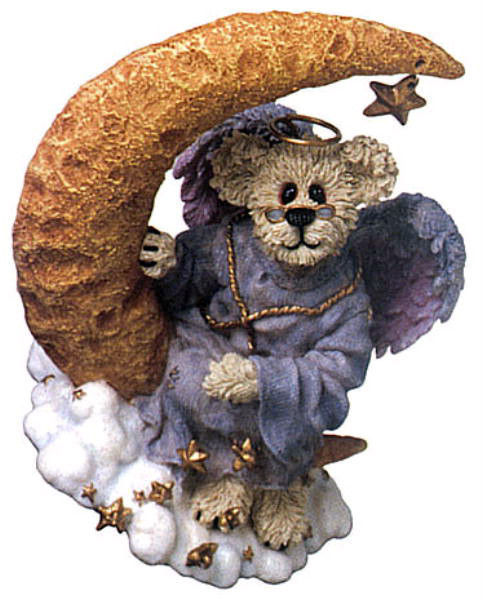 "Boyds Bearstone ""Constance Twighlight..Gentle Dreams"" #228360- NIB -2001-Retired"