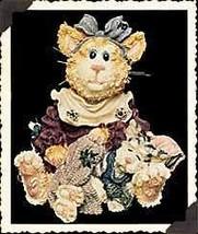 "Boyds Purrstone ""Maddie Purrkins with Puddytat...Cat Nap"" #371001- 1E- NIB-Ret image 2"