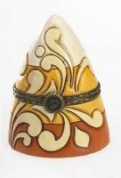 """Boyds Treasure Box """"Trickster's Candy Corn w/C C Sugarnip"""" #4022301-1E-NIB-2011 image 2"""
