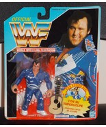 1991 WWF Honky Tonk Man Wrestling Figure New In The Package - $44.99