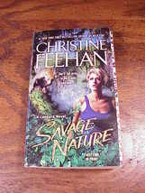 Leopard Series PB Books by Christine Feehan, 3, 5, Burning Wild, Savage Nature image 4