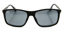 Ray Ban Scuderia Ferrari Collection 4228M F602 Black Gunmetal Sunglasses 58mm - $197.95