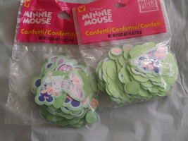 Disney Minnie Mouse - Confetti -2 Pkgs image 1