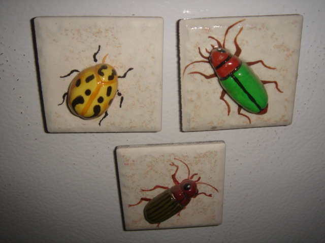 Assorted magnets 004