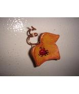 Magnet  Ivy Leaf  handcrafted - $3.00