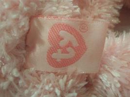 "Ty Pinkys Pink Monkey Chimp Hanging Velcro Plush Soft Toy Stuffed Animal 17"" image 9"