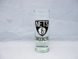 Brooklyn Nets Shot Glasses NBA image 1