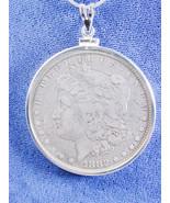1213 Morgan Liberty Head 1882 US Silver Dollar Coin Jewelry (coin remova... - $95.00