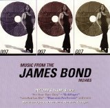 Music From the James Bond Movies [Audio CD] The Golden State Orchestra & Singers