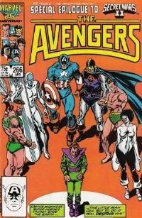The Avengers #266 (Volume 1) [Comic] by Roger Stern