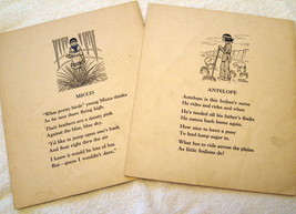 Antelope and Micco Two Indian books for Children Platt & Munk 1935 image 3