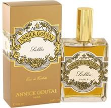 Annick Goutal Sables Cologne 3.4 Oz Eau De Toilette Spray image 2
