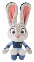"New Disney Zootopia Plush 8"" Officer Judy Hopps - $9.49"